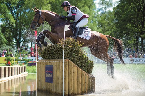 The Season Beckons for Bullimore Eventing