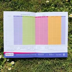 Image of Yard Worming Record Card